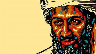 Laden Bin Osama Pop Behance Things Ppcorn