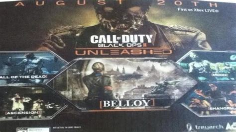 maps zombie bo2 ops zombies map duty call alle
