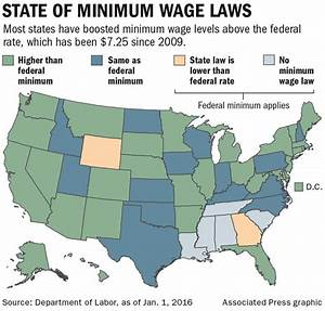 Bid to increase minimum wage to $8.50 by 2019 fails in ...