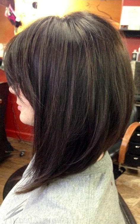 15 best collection of medium length angled bob hairstyles