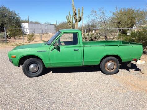 1976 Datsun Truck by 1976 Datsun 620 Truck Bullet Side Lil Hustler For Sale