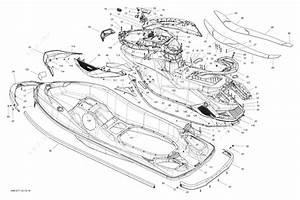 Sea Doo 2012 Rxt - Rxt 260  Is   Body