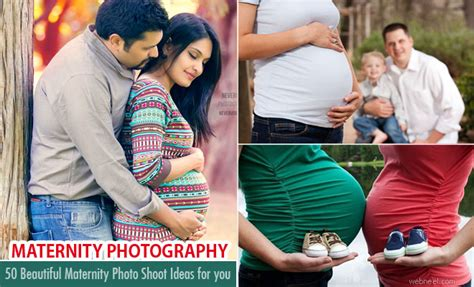Pregnancy Photography With Husband