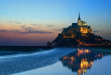 normandy travel guide france eupedia