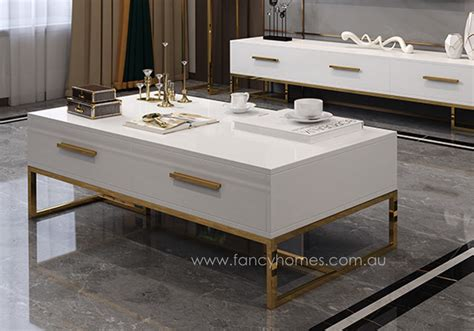 Find out the detailed pics here. Buy Alessi Rectangle Storage Coffee Table   Fancy Homes