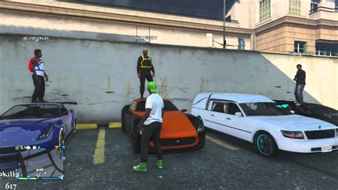 Gta 5 Car Car Show Fail!