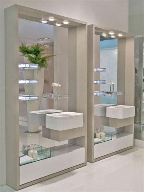 badkamer spiegel kast interieur inrichting