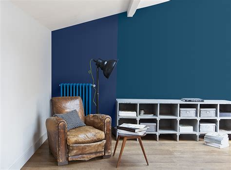 couleurs pour cuisine passez au bleu inspirations et tendances