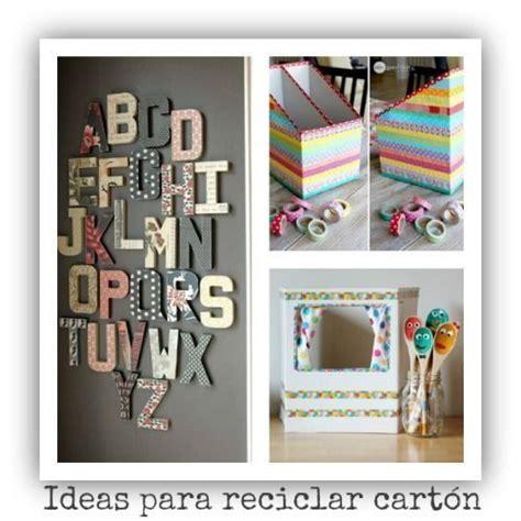 ideas  reciclar  decorar  carton de cajas  envios