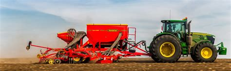 Spirit - pneumatic seed drills for high precision seed ...