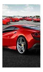 Ferrari F8 Tributo Wallpaper