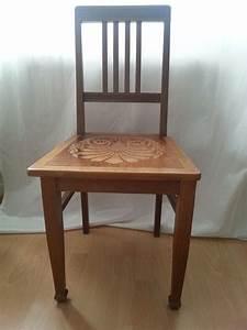 Antike Stühle Jugendstil : zwei antike st hle cawit jugendstil catawiki ~ Michelbontemps.com Haus und Dekorationen