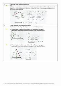 Rechten Winkel Berechnen : l ngen berechnen am rechtwinkligen dreieck ~ A.2002-acura-tl-radio.info Haus und Dekorationen