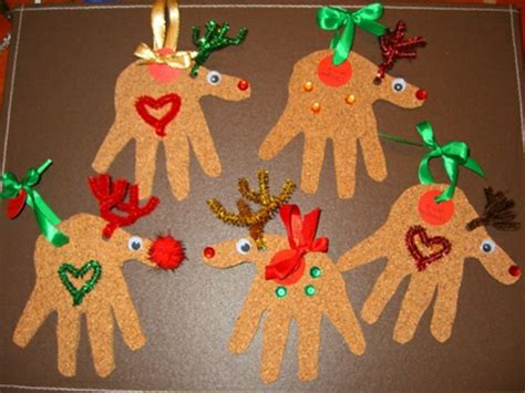 bastelideen weihnachten einfach weihnachtsbasteln mit kindern 105 tolle ideen