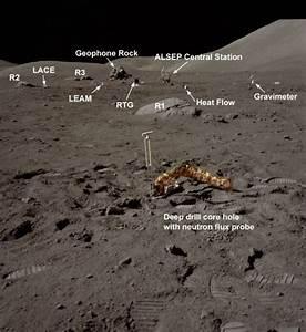 LRO Images Apollo Landing Site