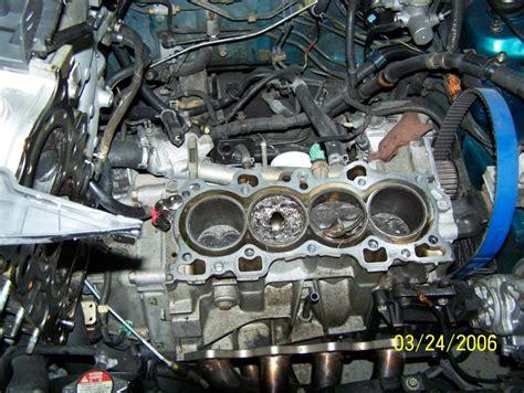 blown engine honda tech