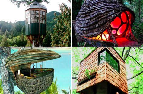 cuisine design petit espace 20 des plus belles idées de cabanes dans les arbres pour les grands enfants des idées