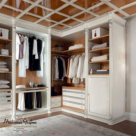 corner walk  wardrobe bella vita modenese interiors