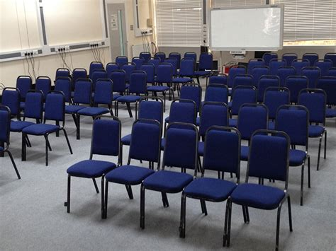 blue conference chair hire event hire uk