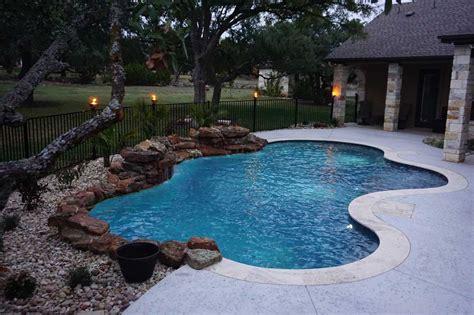 Gallery  Reliant Pools Austin's Custom Pool Builder