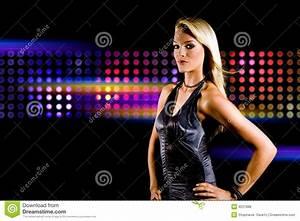 Beautiful Woman Dancing Royalty Free Stock Photos - Image ...
