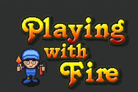 playing  fire game arcade games games loon