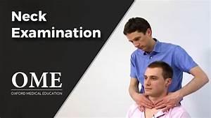Neck Examination - Ent