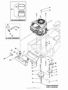 Briggs And Stratton Engine 402707