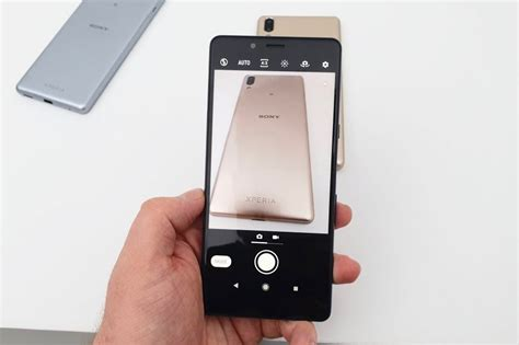 sony xperia  review hands  trusted reviews