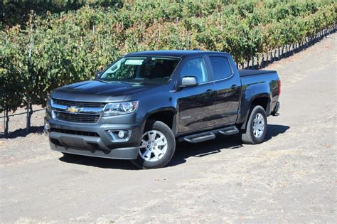 first chevy 2016 chevrolet colorado diesel first drive