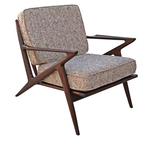 Selig Z Chair Straps by Pair Of Poul Z Chairs Selig At 1stdibs