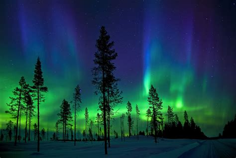 finland northern lights alternative ideas 7 best places to see the