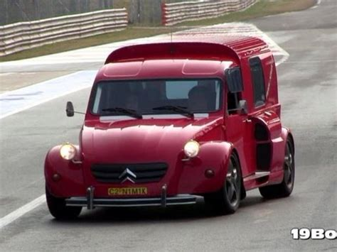 2CV Nimik - Ferrari F355 V8 Engine w/ Capristo Exhaust ...