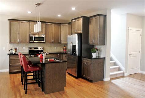 cuisine frigo cuisine avec frigo americain integre veglix com les dernières idées de design et