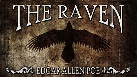 """the Raven"" Edgar Allan Poe Audiobook Feat Tay Zonday ― Chilling Tales For Dark Nights Youtube"