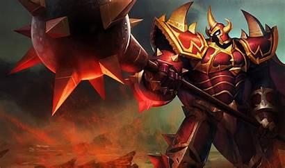 Mordekaiser League Legends Knight Dragon Wallpapers Skin