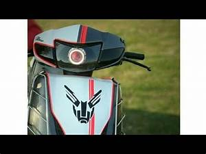 Amazing Bike Lights Honda Activa Modified Ever Seen 2018 All Amazing Mods Of