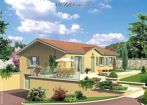 construire sa cuisine constructeur maisons punch présente sa maison mezzo sous sol