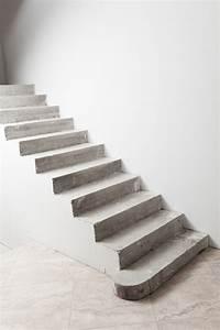 Escalier En U : escalier en b ton ~ Farleysfitness.com Idées de Décoration