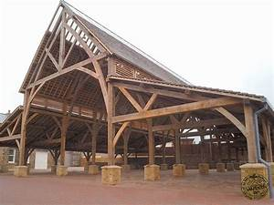 Timber Framed Buildings - Public and Commercial Buildings