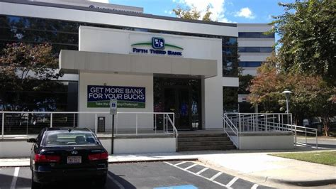 fifth third bank phone number fifth third bank banks credit unions 6302 fairview