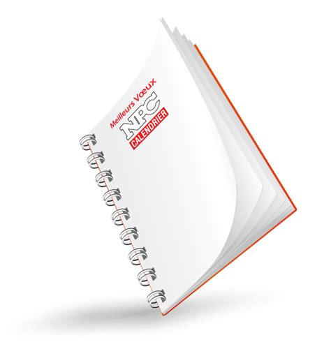 agenda de bureau agenda de bureau npc calendrier