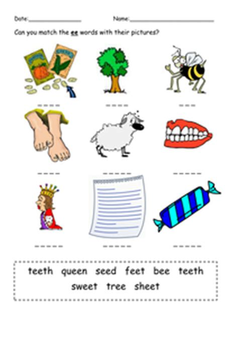New 826 Phonics Worksheets Phase 3  Vowel Worksheet