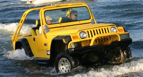 hibious jeep carscoop watercar gator an amphibious vw beetle based