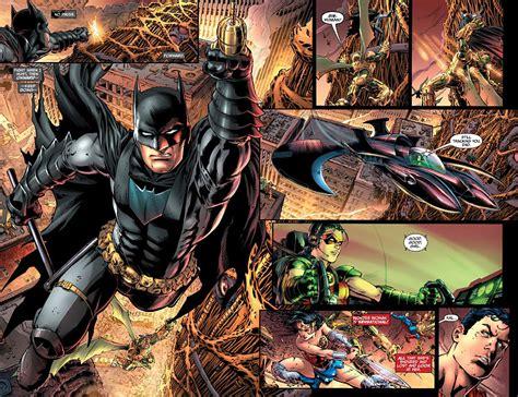 Tierra2, Worlds' Finest Y Dos Previas Más De Dc Comics
