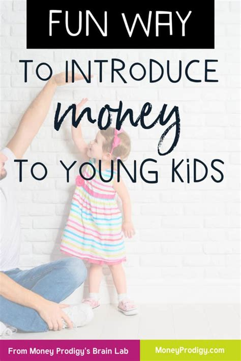introducing money  kids  clever