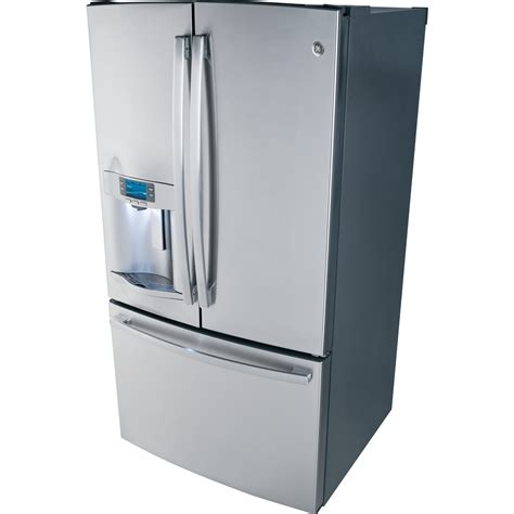 ge profile door refrigerator pfe28rshss ge profile series 27 7 cu ft door