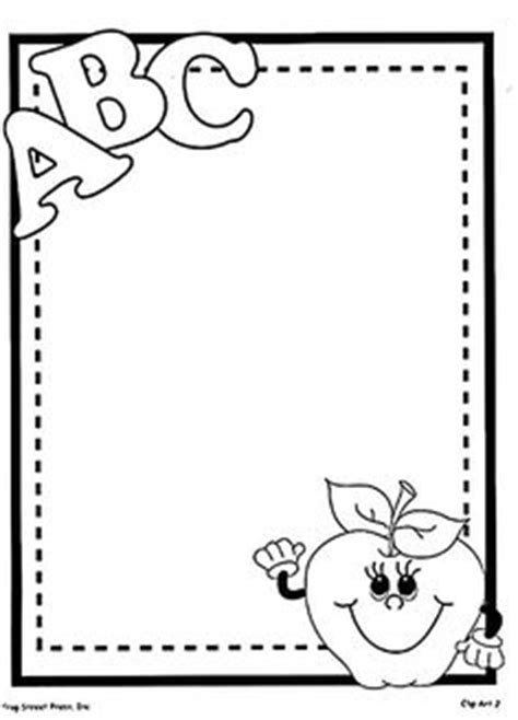 14812 school border clipart black and white 17 best images about transparent clip search