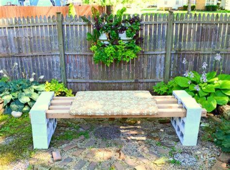 Gartenbank Selber Bauen  Inspirierende Ideen Zum Nachfolgen