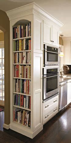 kitchen cabinet bookshelf 1000 images about everything kitchen on oak 2371